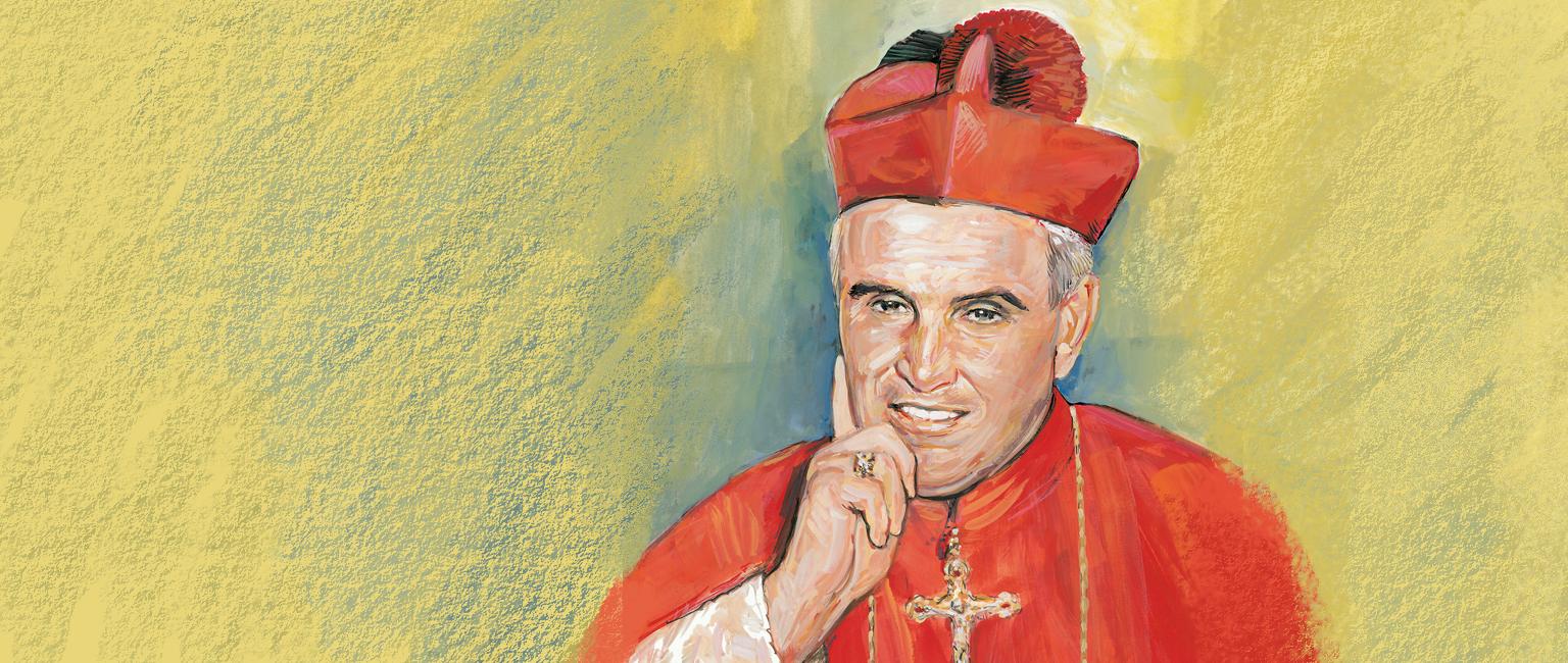 天主忠僕斯德望‧弗蘭多總主教