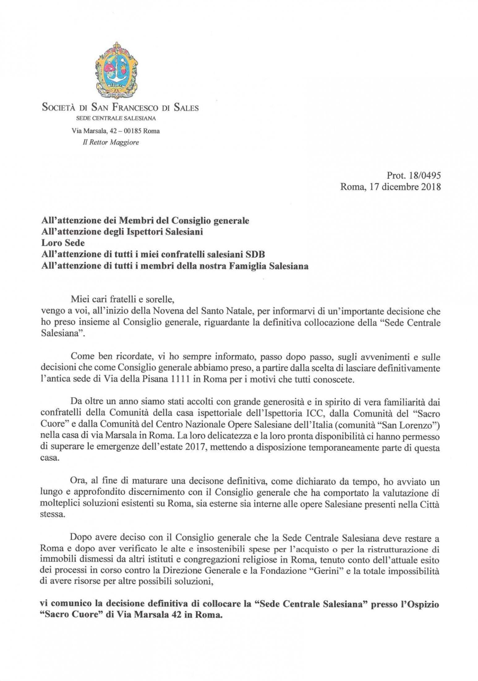 Com.Sede C.ITA Page 1