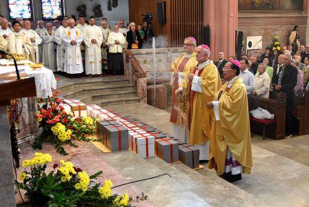 SLO 2019 09 30 Majcen Celebrazione Eucaristica 2