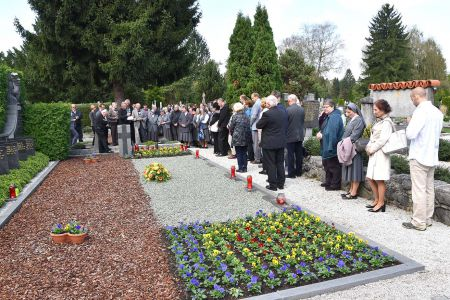 SLO 2019 09 30 Majcen Preghiera Cimitero 2