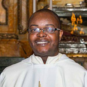 非洲馬達加斯加區:Fr. Alphonse Owoudou
